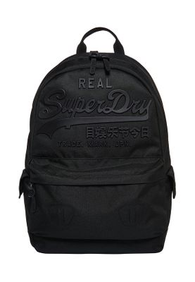 Superdry Rucksack PREMIUM GOODS BACKPACK Black