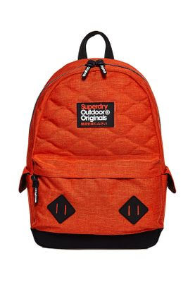 Superdry Rucksack BLAZE MONTANA Orange Marl