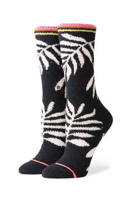 Stance Damensocken MID BOOT PREHISTORIC Black