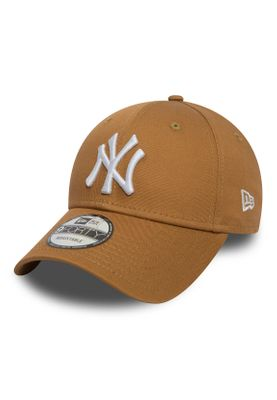 New Era League Essential 9Forty Adjustable Cap NY YANKEES Beige – Bild 0