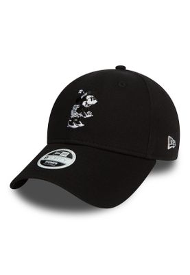 New Era Disney 9Forty Damen Adjustable Cap MINNIE MOUSE Schwarz – Bild 0