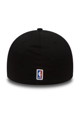 New Era Team 39Thirty Cap CHICAGO BULLS Schwarz – Bild 1