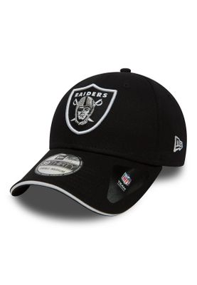 New Era Team 39Thirty Cap OAKLAND RAIDERS Schwarz – Bild 0