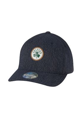 Mitchell & Ness Cap INTL249 BOSTON CELTICS Dunkelblau – Bild 0