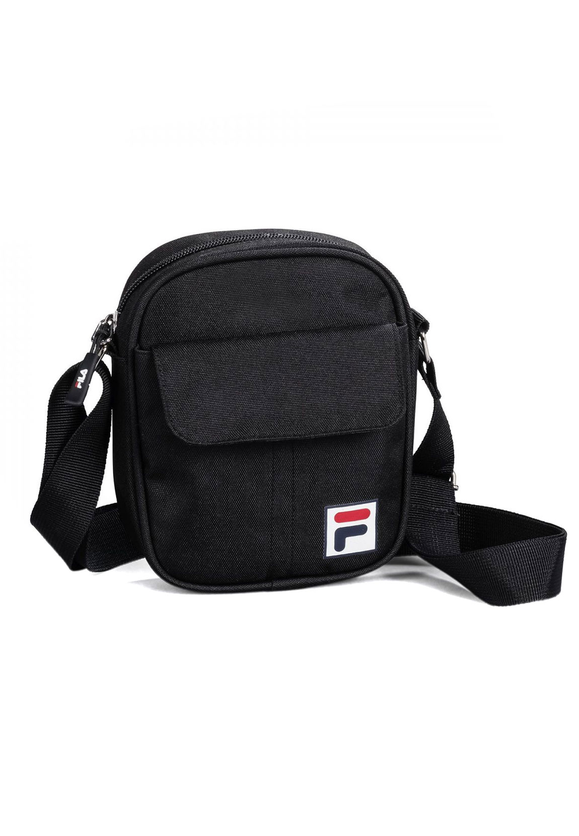 Fila Citybag PUSHER BAG MILAN 685046 002 Schwarz Black