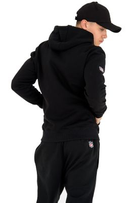 New Era Team Apparel NFL Sweater Herren OAKLAND RAIDERS Schwarz – Bild 1