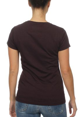Superdry T-Shirt Damen CLASSIC SCRIPT RSTONE SCATTER Fig Rugged – Bild 1