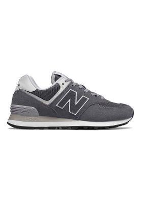 New Balance Sneaker Damen WL574CRD Grau Castlerock