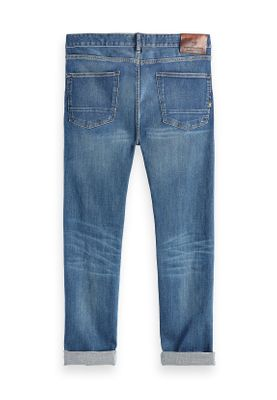 Scotch & Soda Jeans Men VERNON 148359 Blau Lucky Blauw Dark 2729 – Bild 1