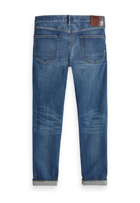 Scotch & Soda Jeans Men TYE 148307 Blau Lucky Blauw Dark 2729 – Bild 1