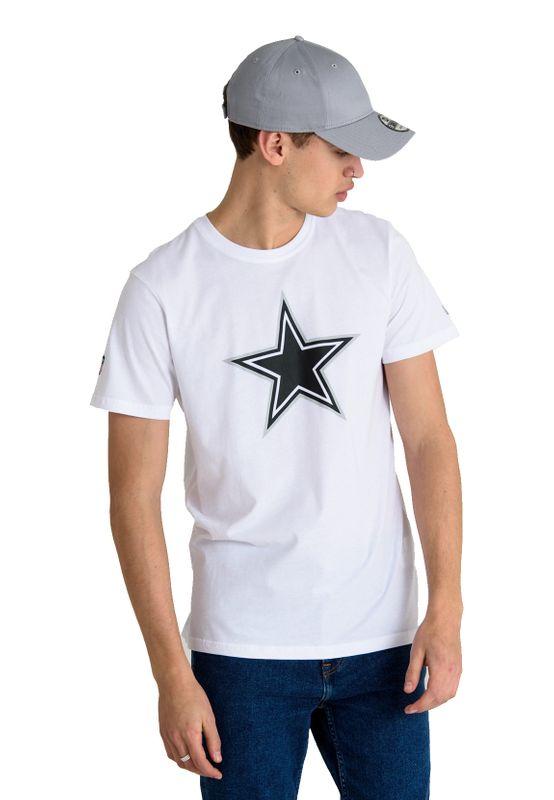New Era NFL Fan Pack Tee Herren DALLAS COWBOYS Weiß – Bild 1