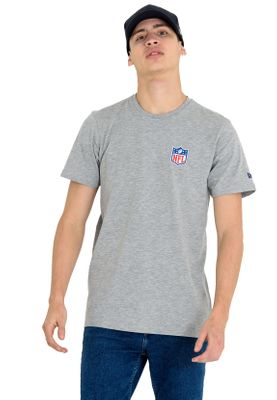 New Era T-Shirt Herren NFL TEAM LOGO TEE Grau  – Bild 0