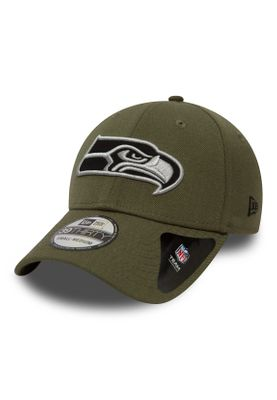 New Era Heather Essential 39Thirty Cap SEATTLE SEAHAWKS Khaki