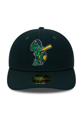 New Era MILB LP 59Fifty Cap BELOIT SNAPPERS Grün – Bild 1