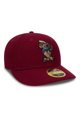 New Era MILB LP 59Fifty Cap FRISCO ROUGH RIDERS Rot – Bild 2