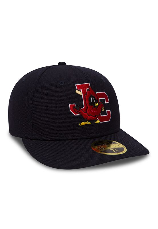 New Era MILB LP 59Fifty Cap JOHNSON CITY CARDINALS Blau – Bild 2