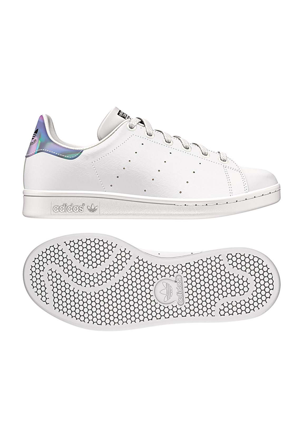 buy popular e72a1 7a88a Details about Adidas Originals Trainers Stan Smith AQ6272 White