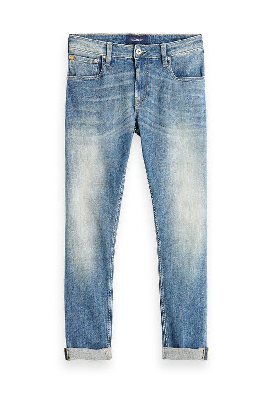 Scotch & Soda Jeans Men SKIM 148650 Greener Than 2648 – Bild 1