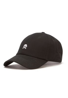 Cayler & Sons Cap PA SMALL ICON CURVED Black White – Bild 0