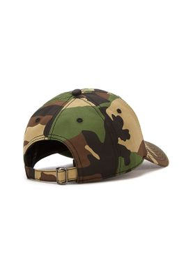 Cayler & Sons Cap PA SMALL ICON CURVED Woodland Black – Bild 2