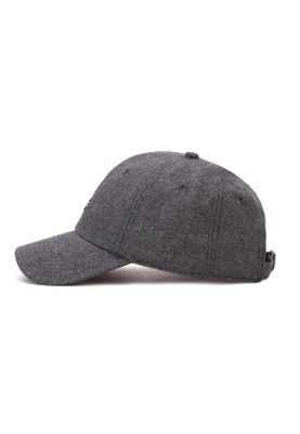 Cayler & Sons Cap PINNED CURVED Heather Grey Silver – Bild 1