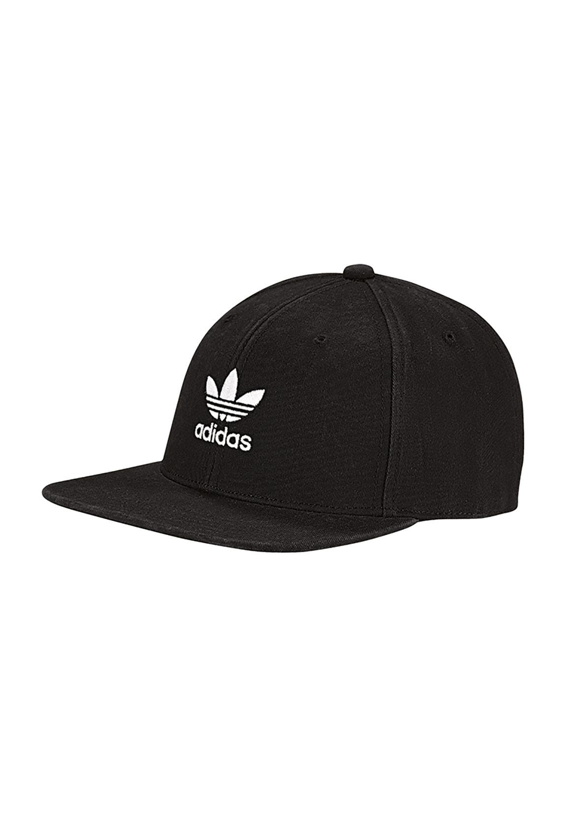 9fba110eb63 Adidas Originals Snapback Ac Cap Tre Flat DV0236 Black