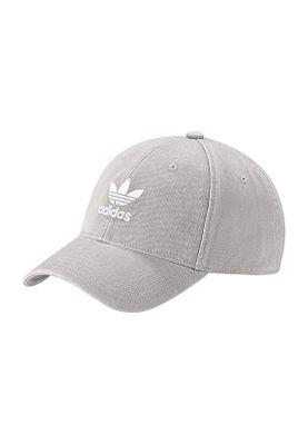 Adidas Originals Snapback ADIC WASHED CAP DV0205 Grau – Bild 0