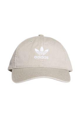 Adidas Originals Snapback ADIC WASHED CAP DV0205 Grau – Bild 2