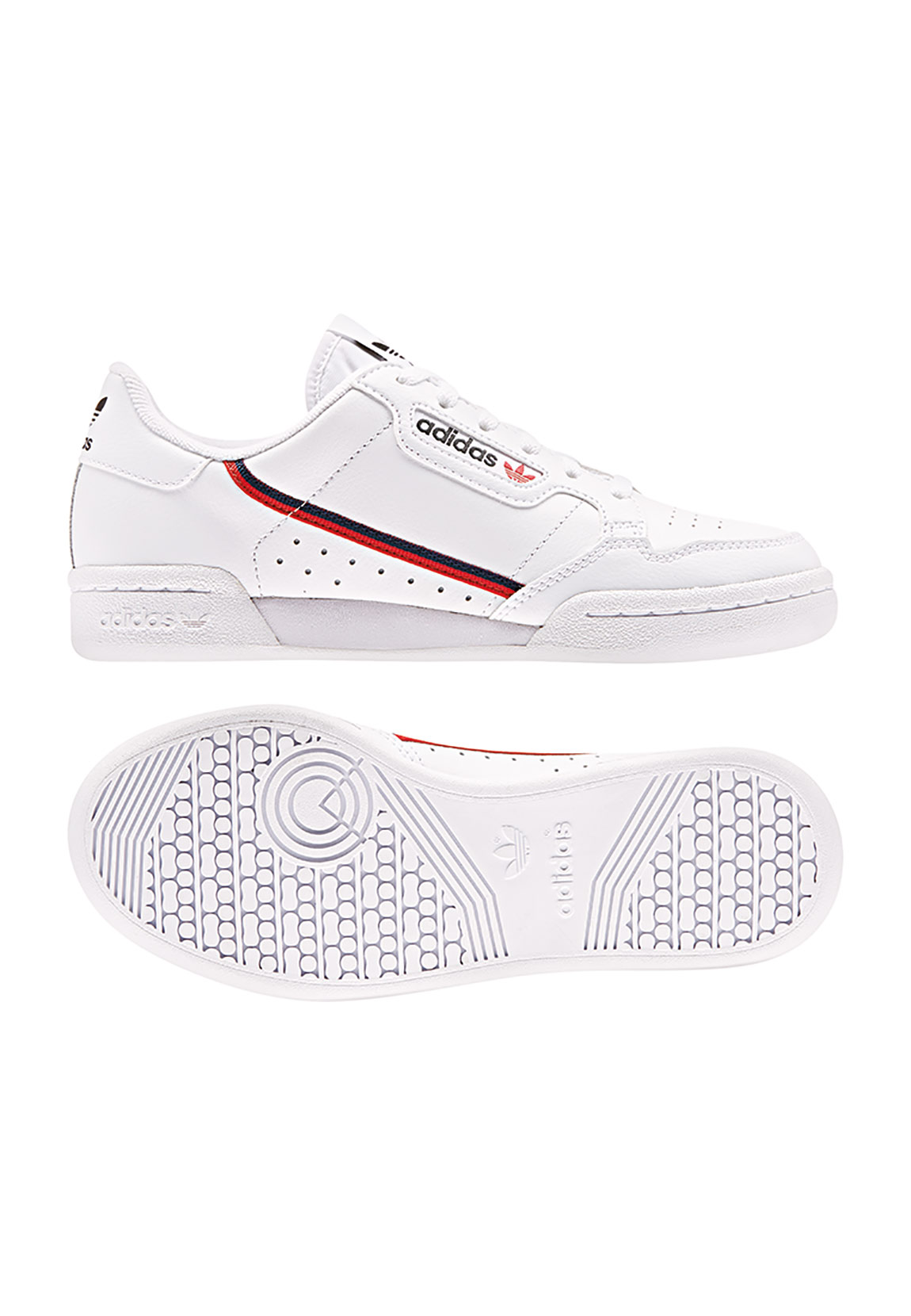 F99787 J Weiß Adidas Sneaker Originals Continental 80 kliuTZwOPX