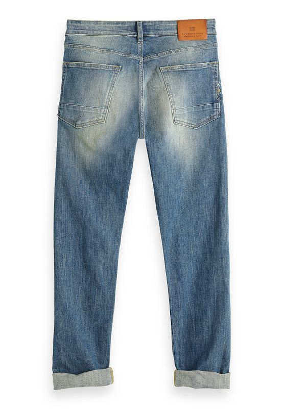 Scotch & Soda Jeans Men RALSTON 148324 Blau Greener than Green 2648 – Bild 2