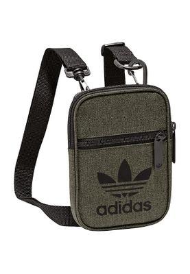 Adidas Originals Citybag FEST BAG Casual DW5198 Khaki – Bild 1