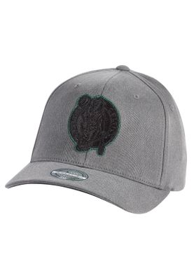 Mitchell & Ness Cap INTL259 BOSTON CELTICS Grau