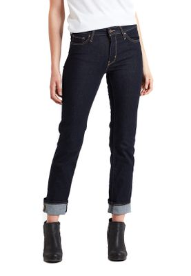 Levis Damen Jeans 712 SLIM FIT 18884-0147 To The Nine – Bild 1
