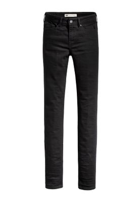 Levis Damen Jeans 712 SLIM FIT 18884-0001 Black Sheep