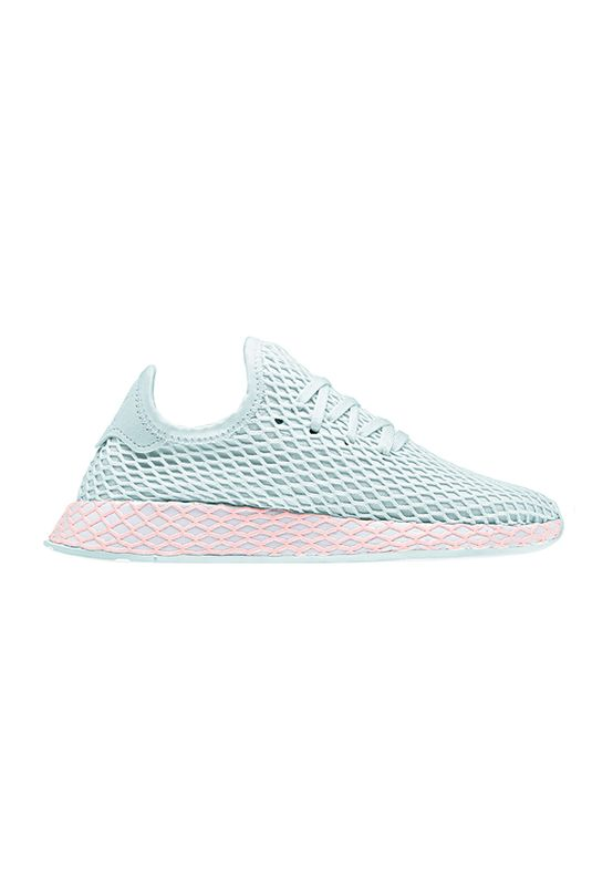 Adidas Originals Sneaker DEERUPT RUNNER CG6841 Türkis Orange – Bild 1