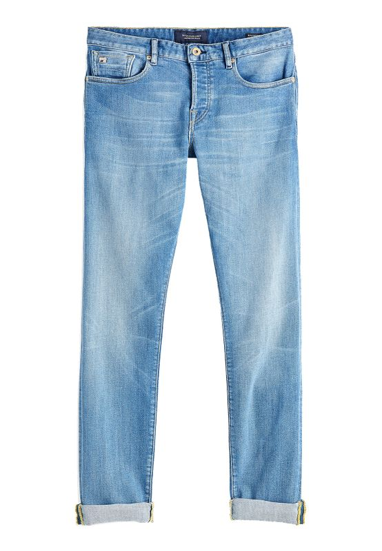 Scotch & Soda Jeans Men RALSTON 133659 Blau Lucky Blauw 2588 – Bild 1