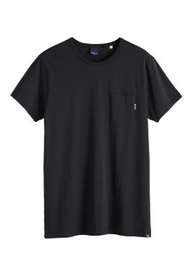 Scotch & Soda T-Shirt Men POCKET TEE 147612 Schwarz Black 90