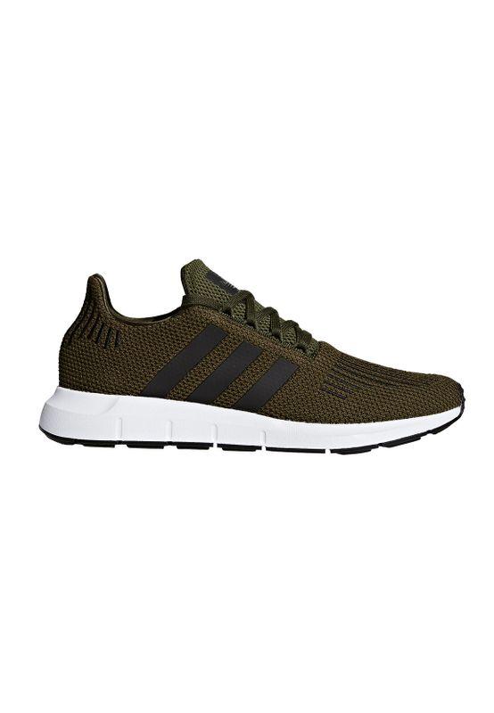 Adidas Originals Sneaker SWIFT RUN CG6167 Khaki – Bild 1