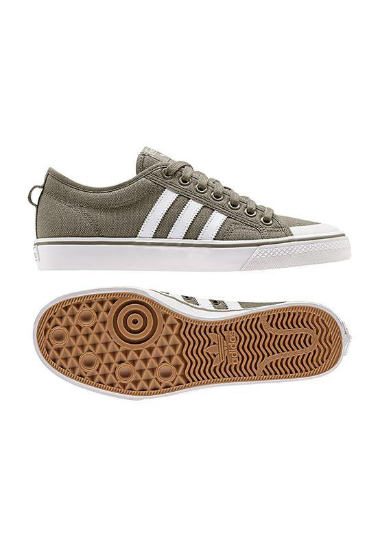Adidas Originals Sneaker NIZZA CM8572 Khaki – Bild 0