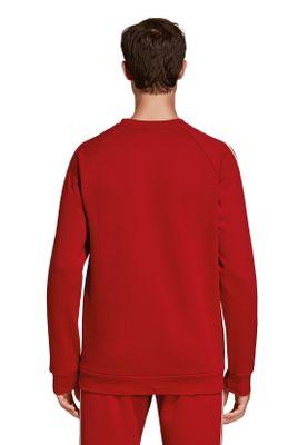 Adidas Originals Crewneck Herren 3-STRIPES CREW DV1553 Rot – Bild 3