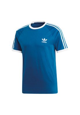 Adidas Originals T-Shirt Herren 3-STRIPES TEE DV1564 Blau – Bild 0