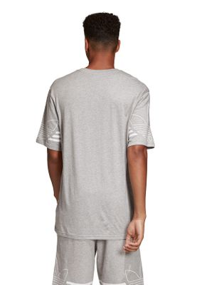 Adidas Originals T-Shirt Herren OUTLINE TEE DU8146 Grau – Bild 3
