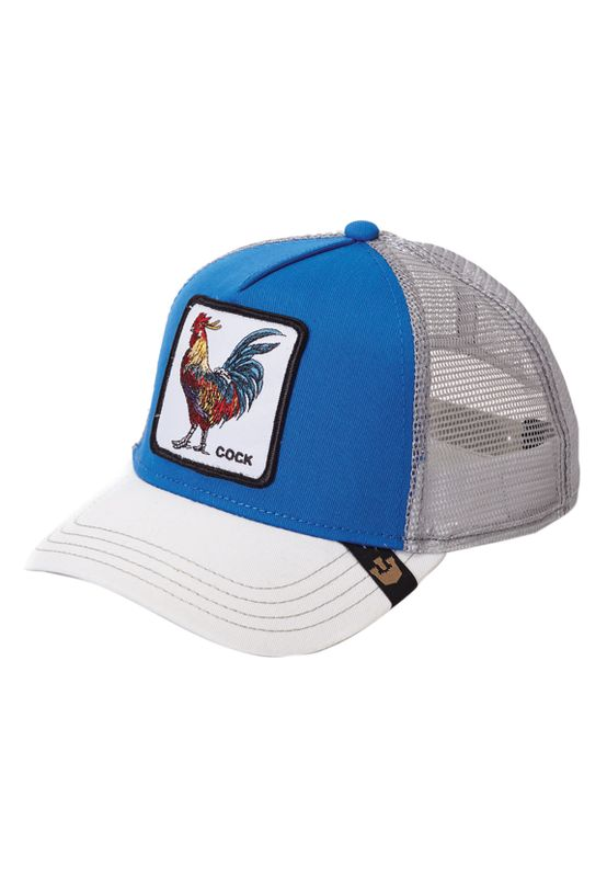 Goorin Bros. Trucker Cap GALLO Royalblau