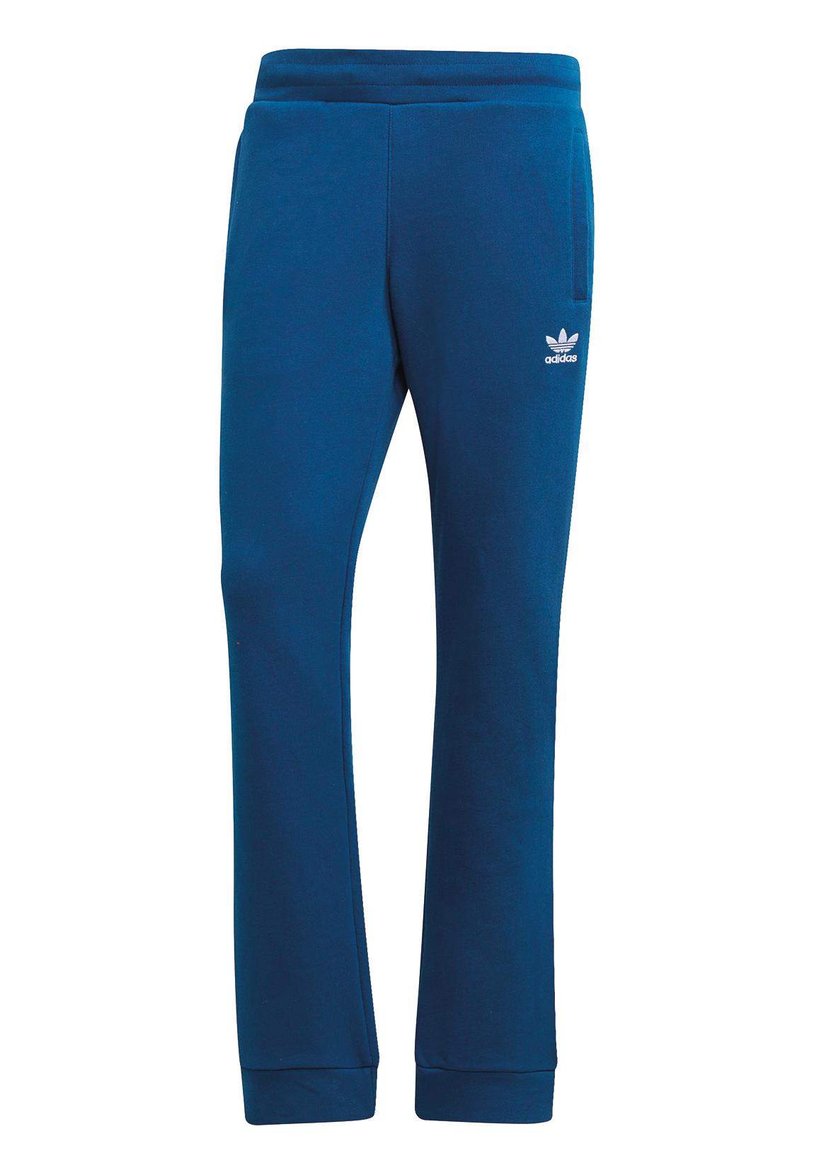 Pantalons Homme Neuf Adidas Pantalon De Survêtement Bleu