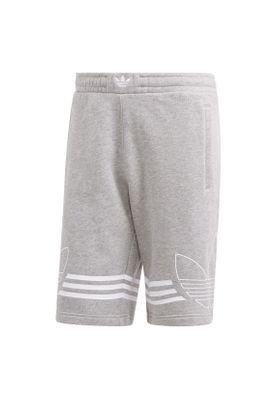 Adidas Originals Herren Short OUTLINE SHORT DU8136 Grau – Bild 0