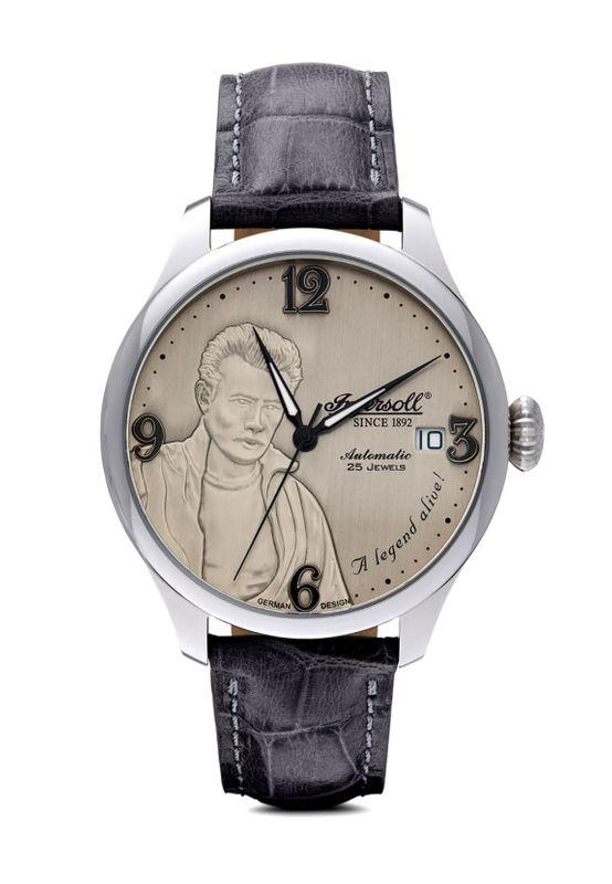 Ingersoll Armbanduhr LEGEND II IN8013GY Ansicht