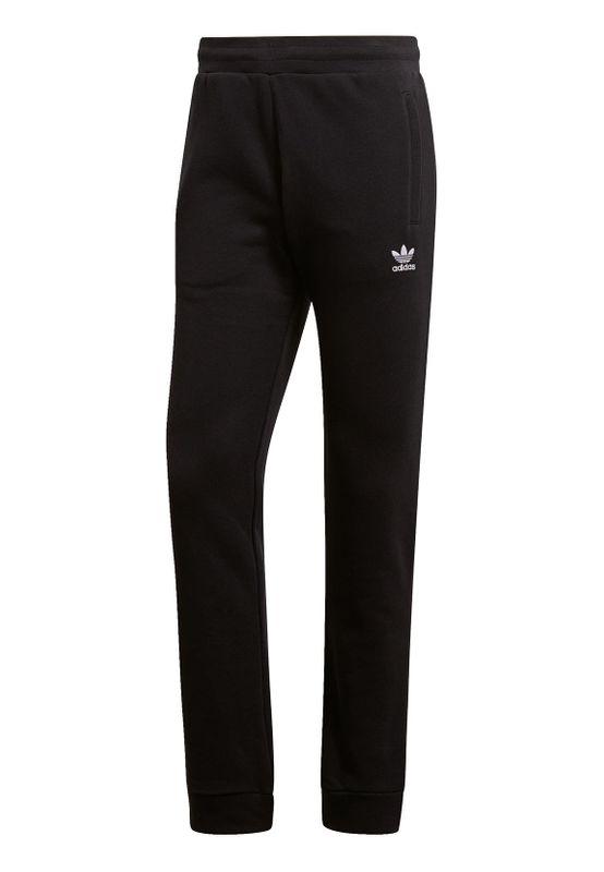 Adidas Originals Jogginghose Herren TREFOIL PANT DV1574 Schwarz – Bild 1