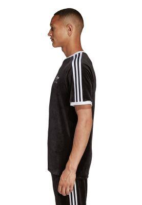 Adidas Originals T-Shirt Herren COZY TEE DX3624 Schwarz – Bild 2