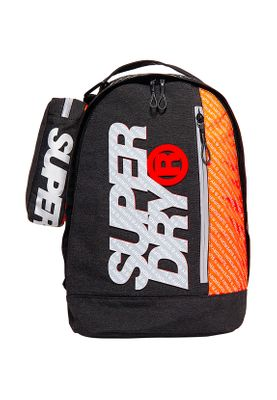 Superdry Rucksack ZAC FRESHMAN Dawn Black