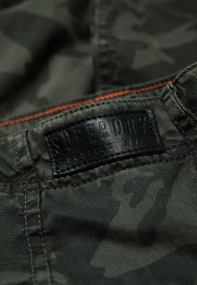 Superdry Hose Herren SURPLUS GOODS CARGO PANTS Steel Camo – Bild 1